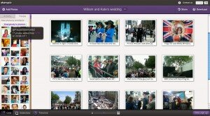 Album photo collaboratif