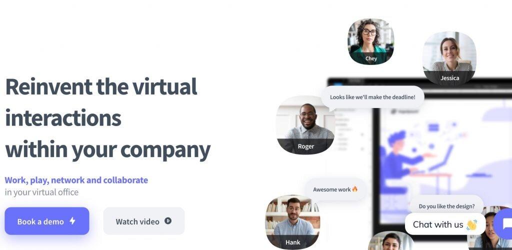 kosy bureaux virtuels