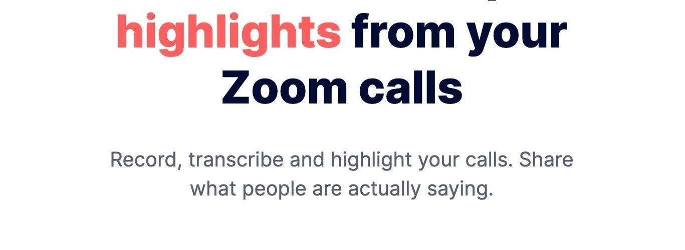 Prise de notes zoom